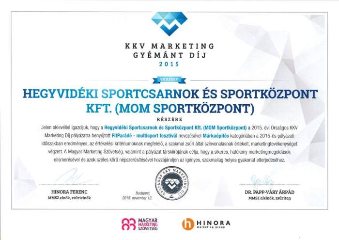 KKV Marketing Gyémánt Díj 2015.11.12_web.jpg